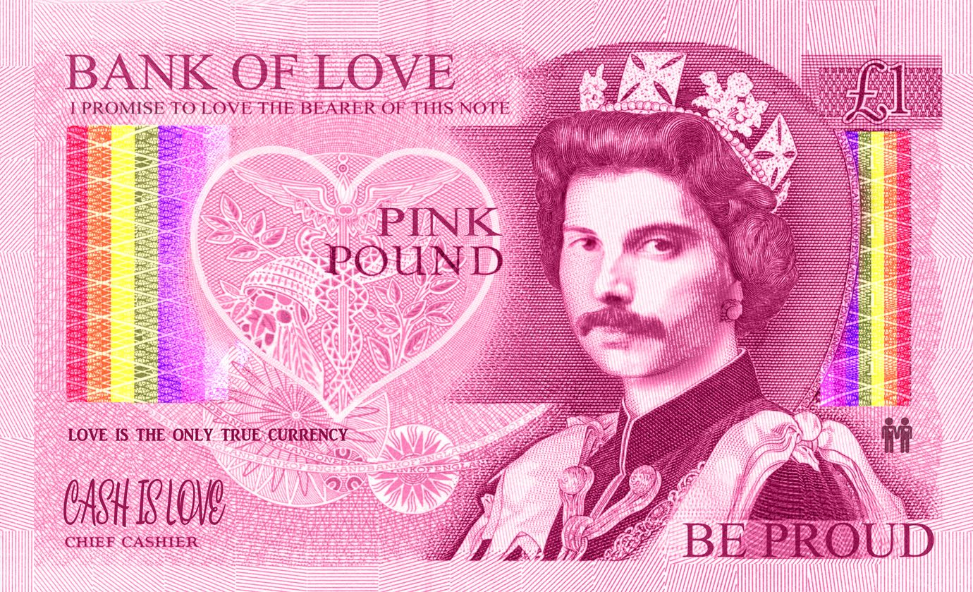 BANK OF LOVE