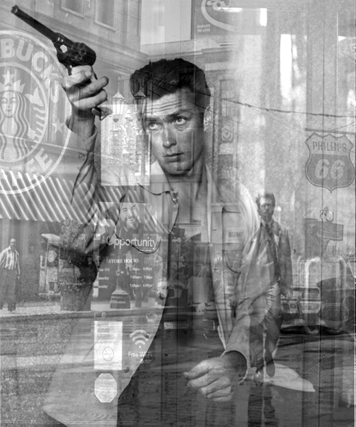 CLINT EASTWOOD REFLECTIONS
